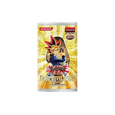 Pack de cartas Yu-Gi-Oh! Revelação Negra Volume I em português