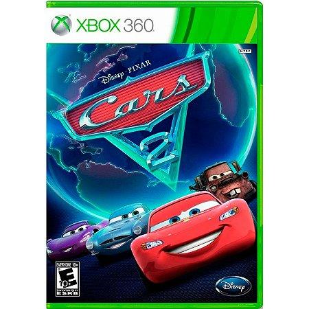 Jogo Cars 2 - Xbox 360