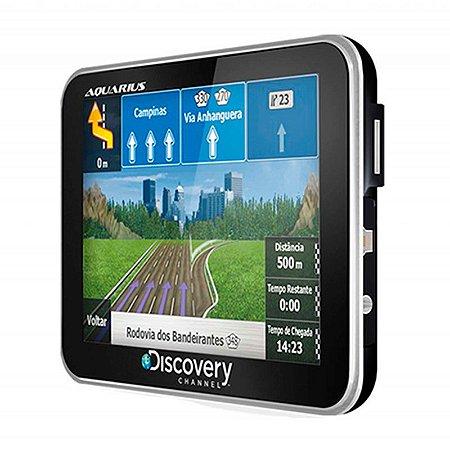 GPS Aquarius Discovery 3.5 Slim