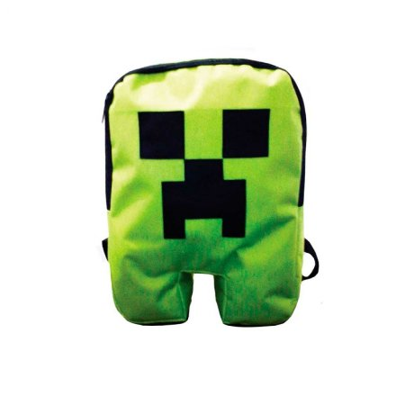 Mochila Creeper ZR Toys Minecraft