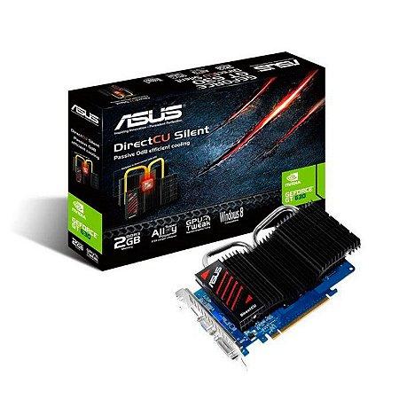 Placa de Video Asus Nvidia Geforce GT630 2GB