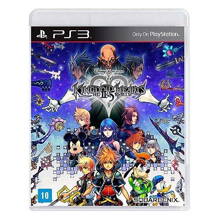 Jogo Kingdom Hearts HD 2.5 Remix - PS3