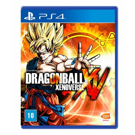 Jogo Dragon Ball: Xenoverse - PS4