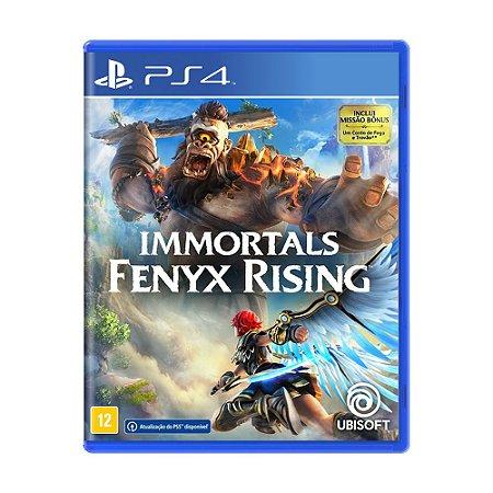 Jogo Immortals: Fenyx Rising - PS4