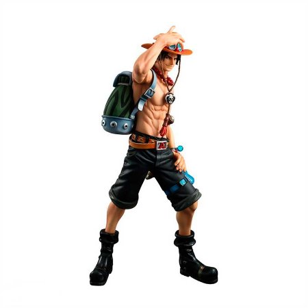 Action figure One Piece Portgas D. Ace - Portrait of Pirates NEO DX