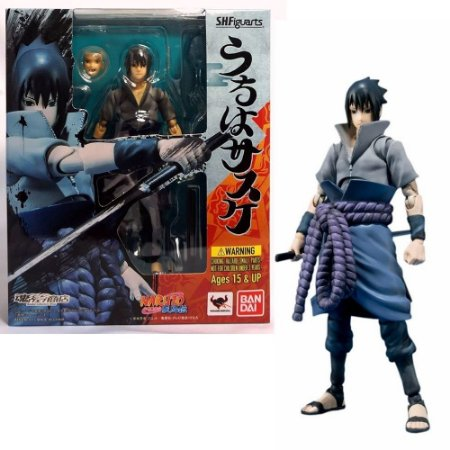 Action figure Naruto Uchiha Sasuke - S.H.Figuarts