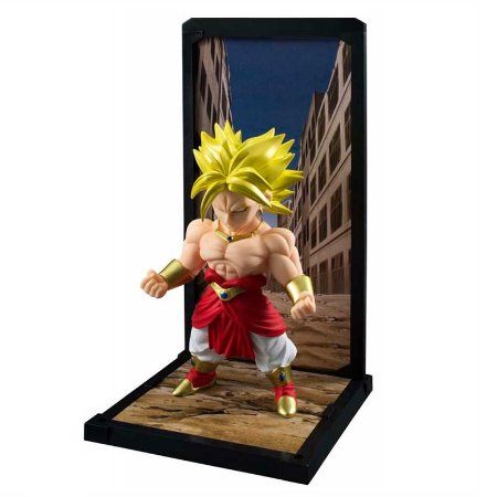 Action figure Dragonball Z Broly - Tamashii Buddies