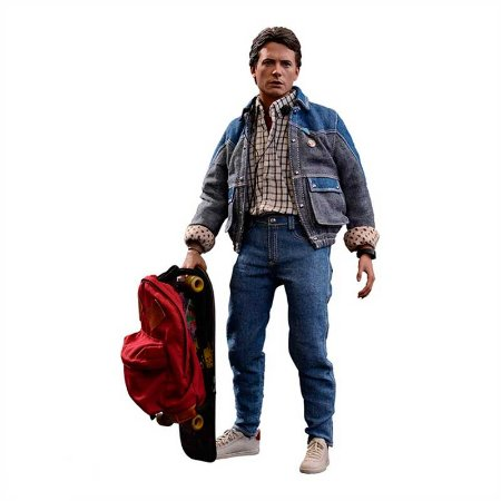 Action figure Back to the Future Marty Mcfly - 1/6 Figure