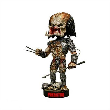 Action figure Predator with Spear - Head Knocker