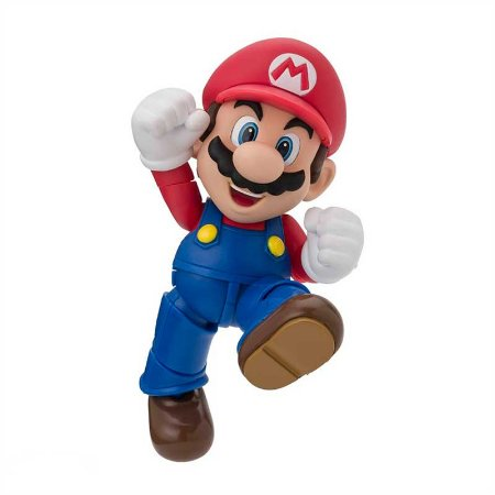 Action figure Super Mario Bros - S.H.Figuarts