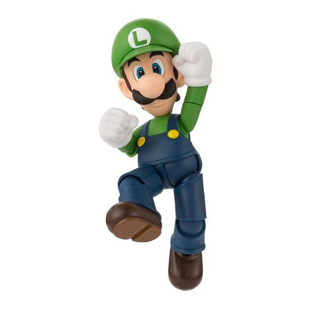Action figure Super Mario Bros Luigi - S.H.Figuarts