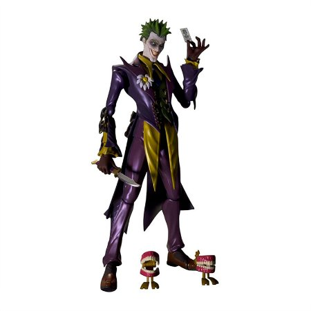 Action figure Injustice Joker - S.H.Figuarts
