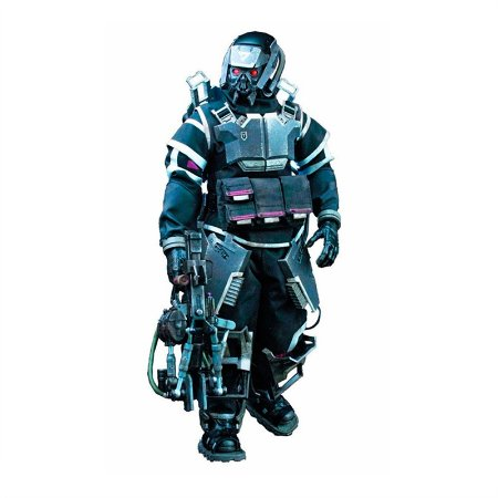 Action figure Killzone Hazmat Trooper - 1/6 Figure