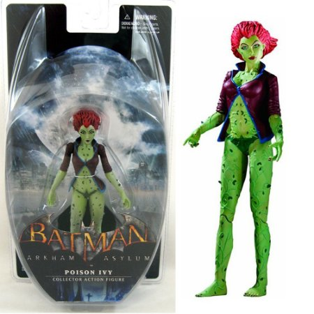 Action figure Arkham Asylum Poison Ivy - DC Direct