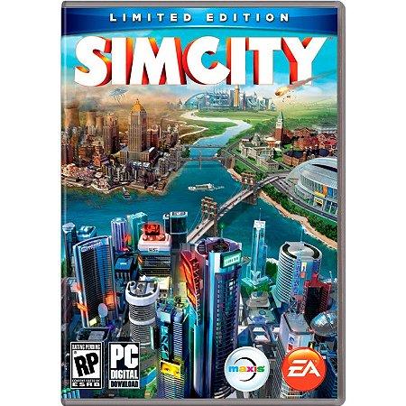 Jogo SimCity: Edição Limitada - PC