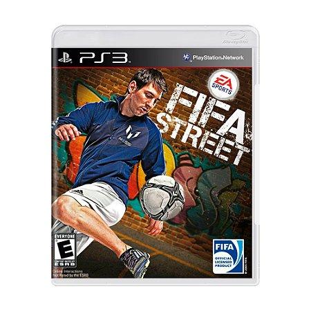 Jogo Fifa Street 4 - PS3