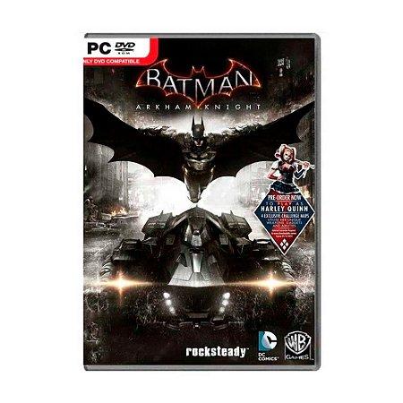 Jogo Batman: Arkham Knight (Mídia digital) - PC