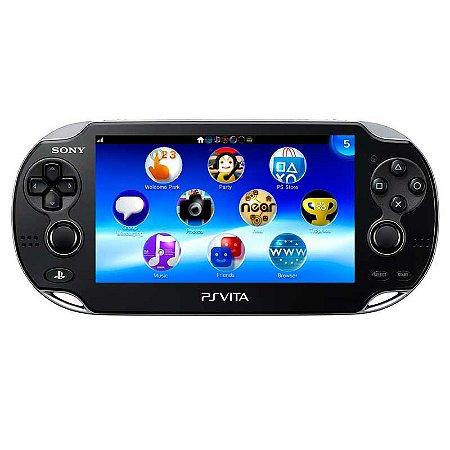 Console Playstation Vita 4GB - Sony