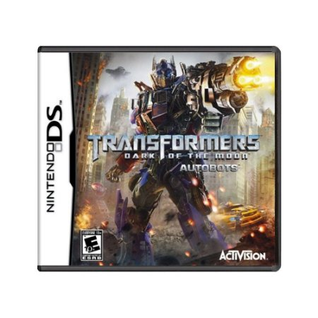 Jogo Transformers: Dark of The Moon Autobots - DS