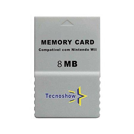 Memory Card Tecnoshow 8MB - Wii