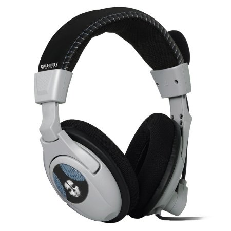 Headset Turtle Beach Ear Force Shadow Call of Duty: Ghosts (Limited Edition) - Multiplataforma
