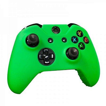Capa de Silicone Tomee Verde para Controle - Xbox One
