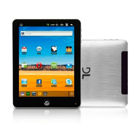 Tablet DL Smart T804 com Android 2.2 Wi-Fi Tela 8 Touchscreen e Memória Interna 4GB