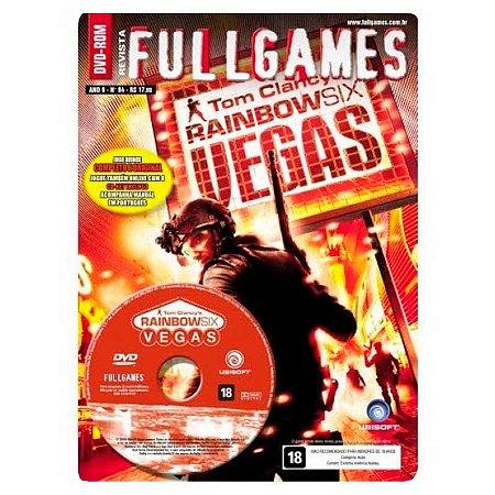 Revista Tom Clancy's: Rainbow Six Vegas - Fullgames Nº 94