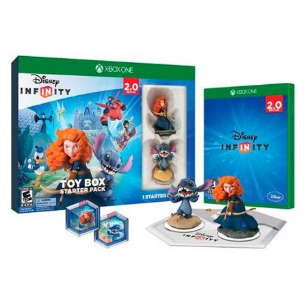 Jogo Disney Infinity 2.0 Edition: Toy Box Starter Pack - Xbox One