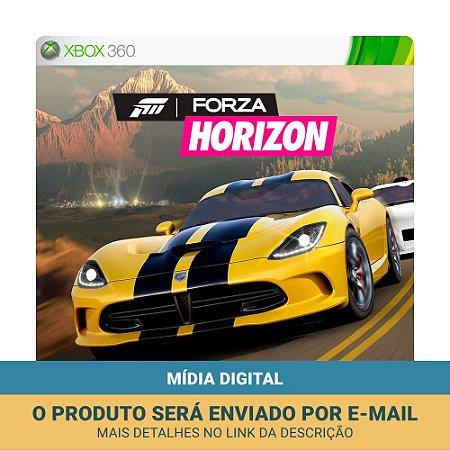 Jogo Forza Horizon (Mídia digital) - Xbox 360