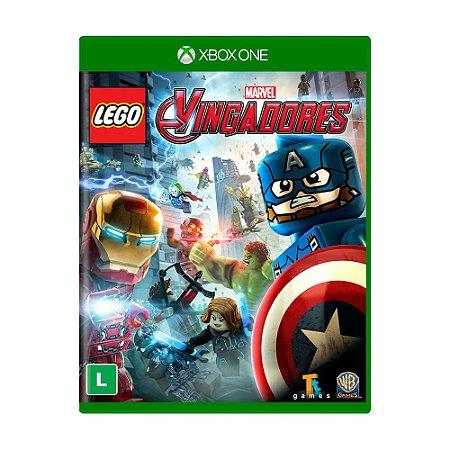 Jogo LEGO Marvel Vingadores Avengers - Xbox One