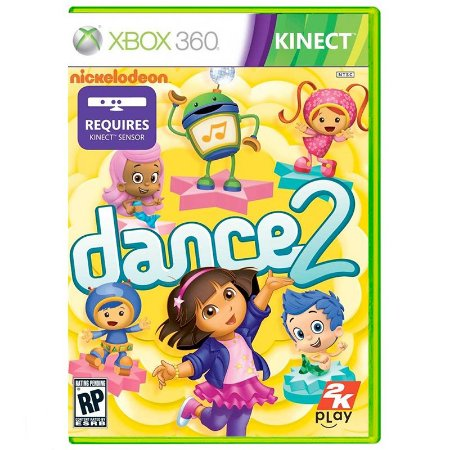 Jogo Nickelodeon Dance 2 - Xbox 360