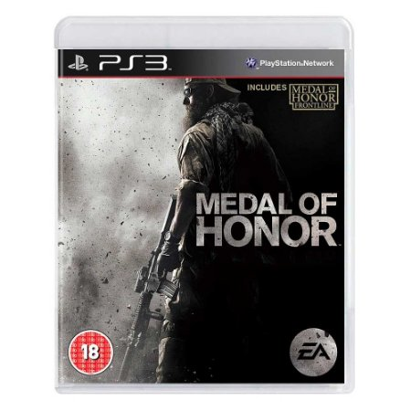 Jogo Medal of Honor - PS3