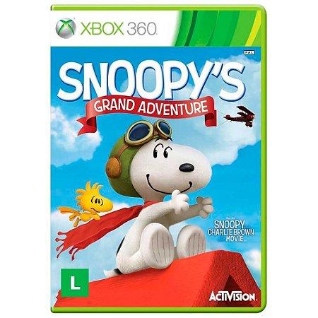 Jogo The Peanuts Movie: Snoopy's Grand Adventure - Xbox 360