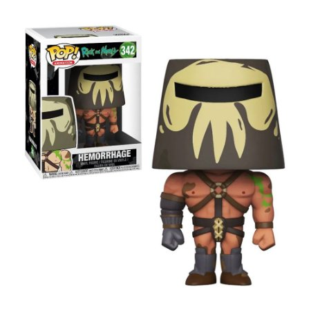 Boneco Hemorrhage 342 Rick and Morty - Funko Pop!