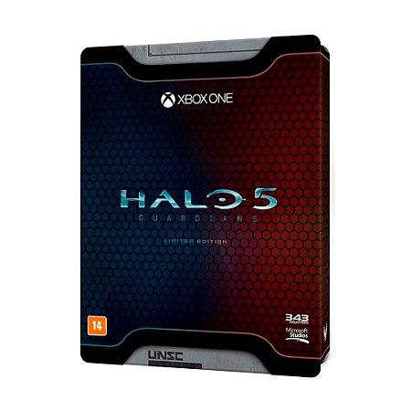 Jogo Halo 5: Guardians (Edição Limitada) - Xbox One