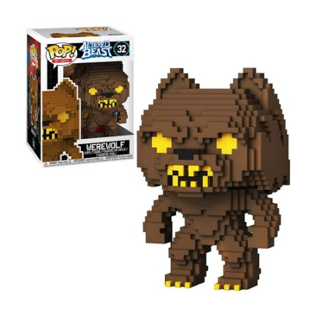 Boneco Werewolf 32 Altered Beast - Funko Pop!