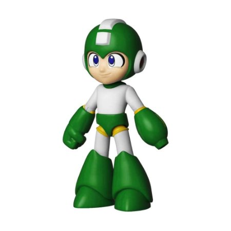Action Figure Leaf Shield Mega Man - Funko