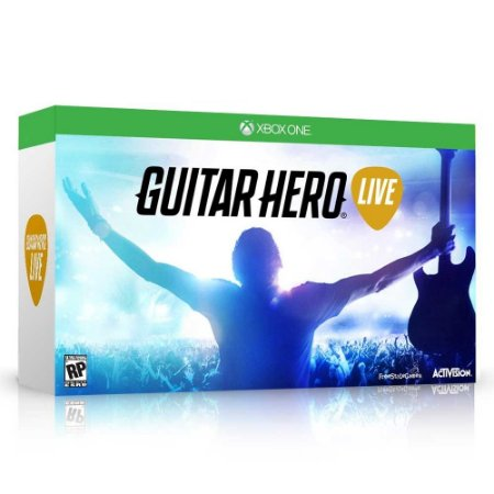 Kit Guitar Hero: Live (Guitar Bundle) - Xbox One