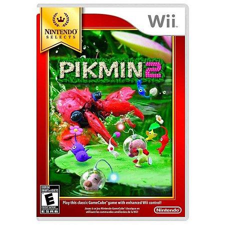 Jogo Pikmin 2 - Wii