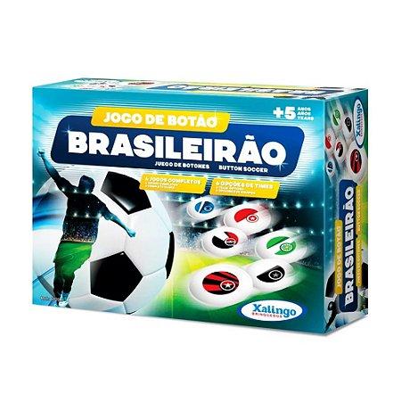 Jogo Futebol de Botão Xalingo Brasileirão