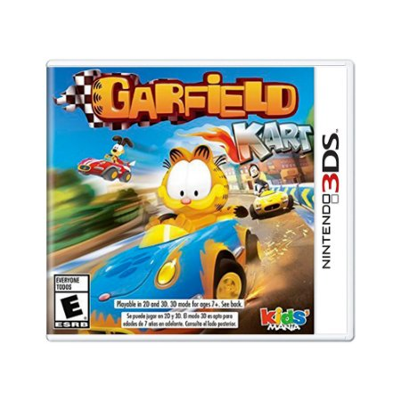 Jogo Garfield Kart - 3DS