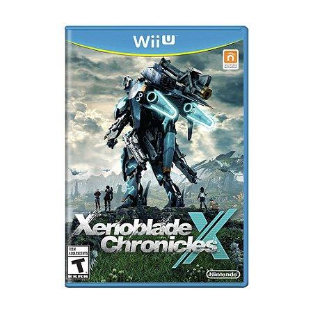 Jogo Xenoblade Chronicles X - Wii U