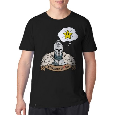 Camiseta ShopB Dark Souls - Modelo 1