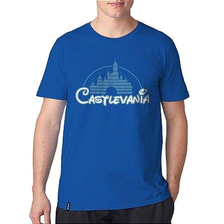 Camiseta ShopB Castlevania - Modelo 1
