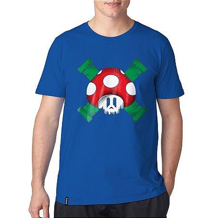 Camiseta ShopB Cogumelo Death - Modelo 1