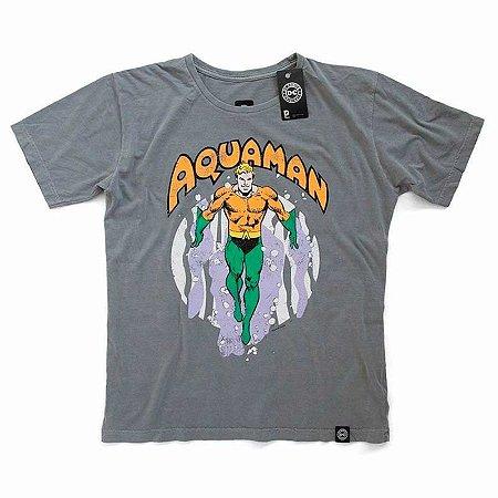 Camiseta Studio Geek Aquaman DC Comics - Modelo 1