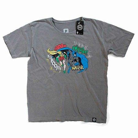 Camiseta Studio Geek Batman e Robin DC Comics - Modelo 1