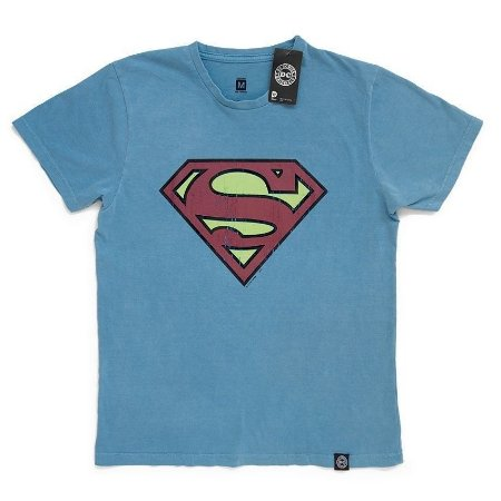 Camiseta Studio Geek Superman DC Comics - Modelo 1
