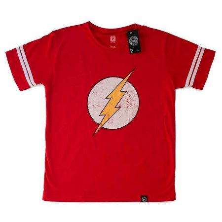Camiseta Studio Geek The Flash DC Comics - Modelo 1